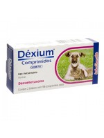 DEXIUM C/2 BL x 10cpdo.