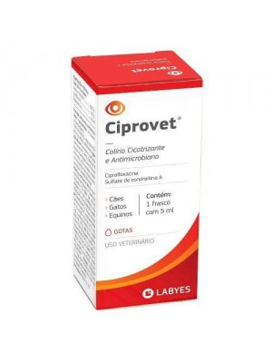 CIPROVET COLIRIO 5ml.