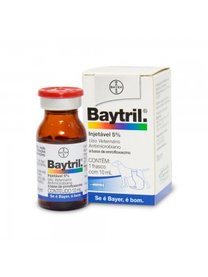 BAYTRIL INJ.5% 10ml.