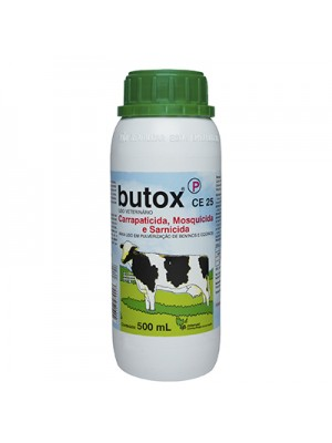 BUTOX P CE 25 500ml.