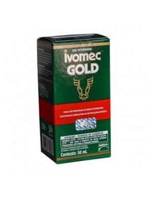 IVOMEC GOLD INJ.50ml.