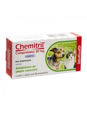 CHEMITRIL 50mg.c/10cpdo.