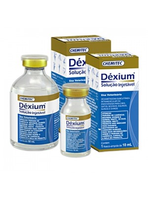 DEXIUM INJ 10ml.