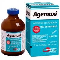 AGEMOXI INJ.50ml.