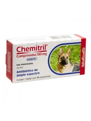 CHEMITRIL 150mg. C/10cpdo.