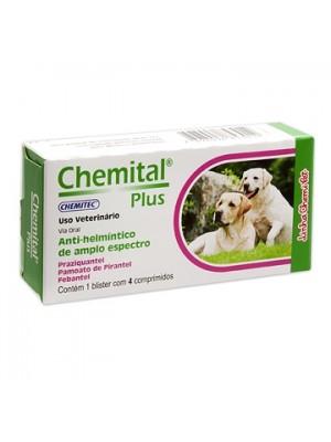 CHEMITAL PLUS C/4cpdo.