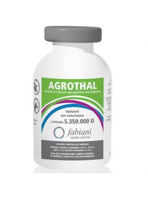 AGROTHAL C/ANTINFLAMATORIO DE 15ml.