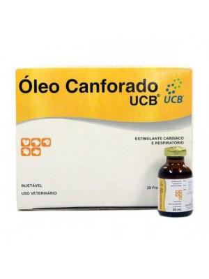 OLEO CANFORADO U.C.B 20ml.