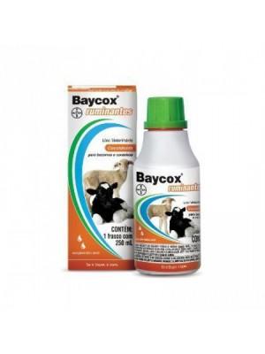BAYCOX RUMINANTES SUSP 5% 250ml.