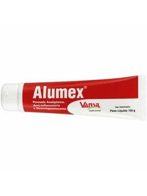ALUMEX POMADA 100gr.