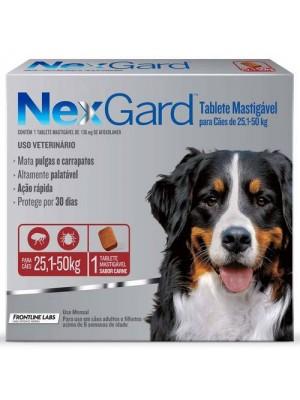 NEXGARD GG 6,0gr P/CAES 25,1 a 50kg