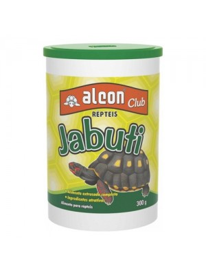 ALCON CLUB REPTEIS JABUTI 300gr.