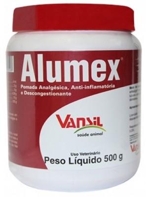 ALUMEX POMADA 500gr.