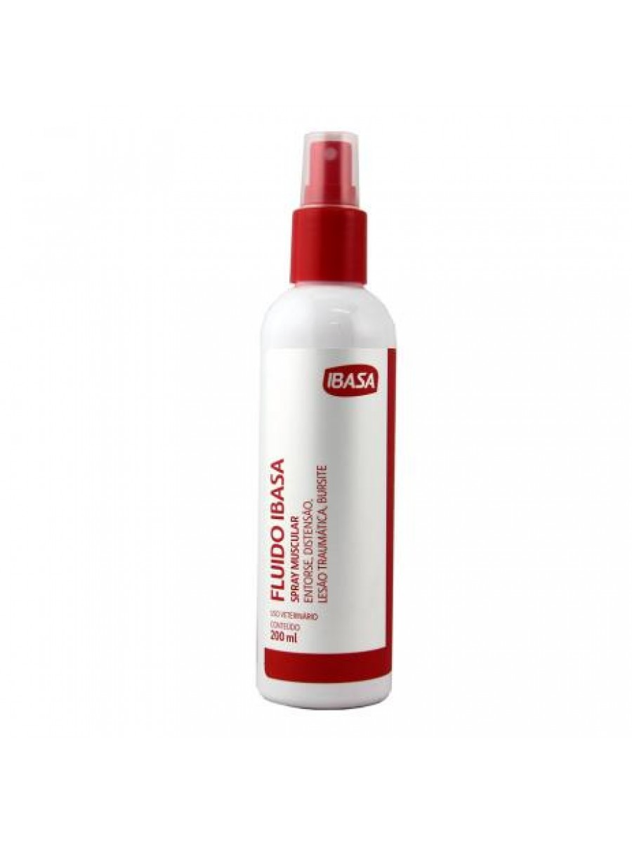 FLUIDO IBASA SPRAY 200ml.